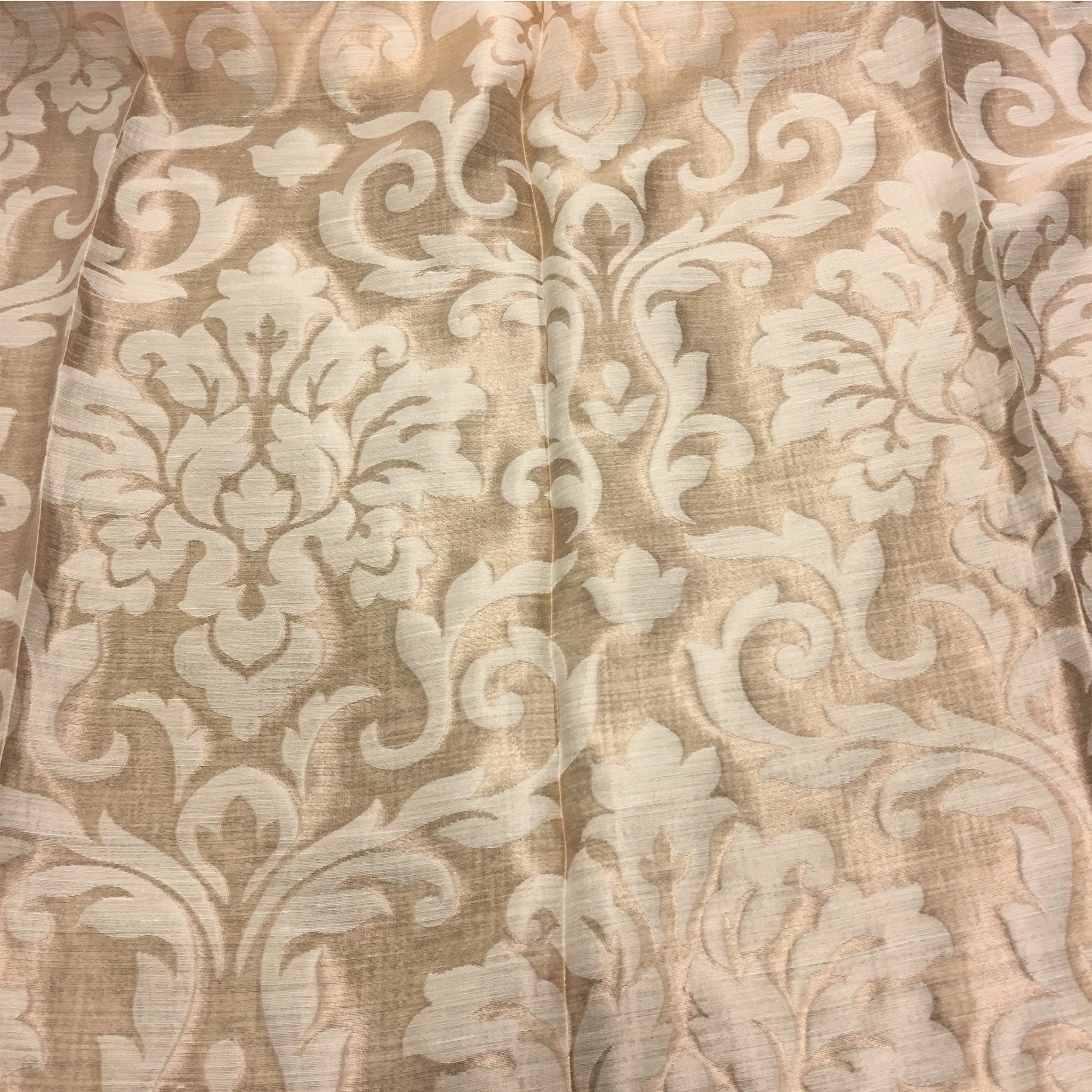 Sullivan 110 Home Decor Window Organza Fabric By The Yard