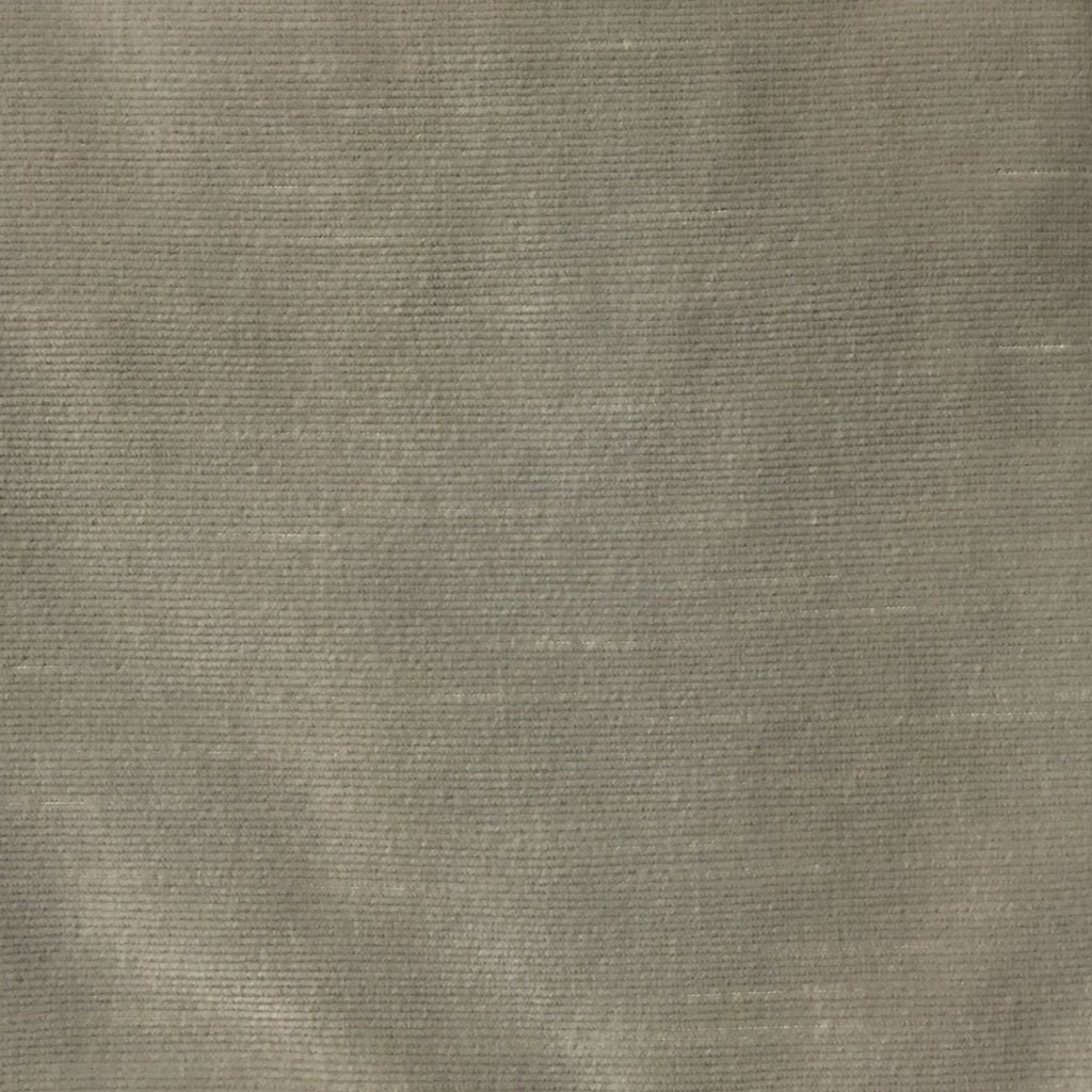 Waterloo - Slubbed Plush Velvet Upholstery Fabric by the Yard - Available in 15 Colors - Beach - Top Fabric - 9