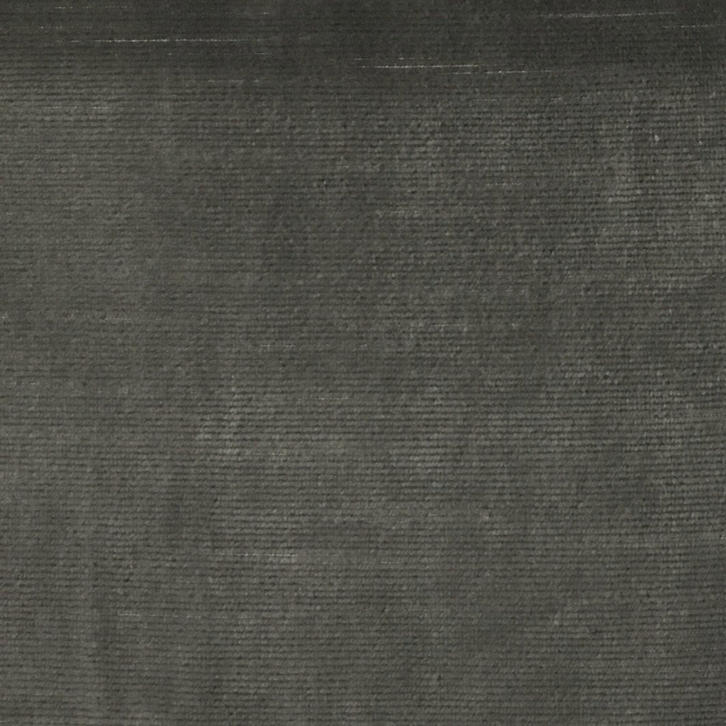 Waterloo - Slubbed Plush Velvet Upholstery Fabric by the Yard - Available in 15 Colors - Feather - Top Fabric - 10