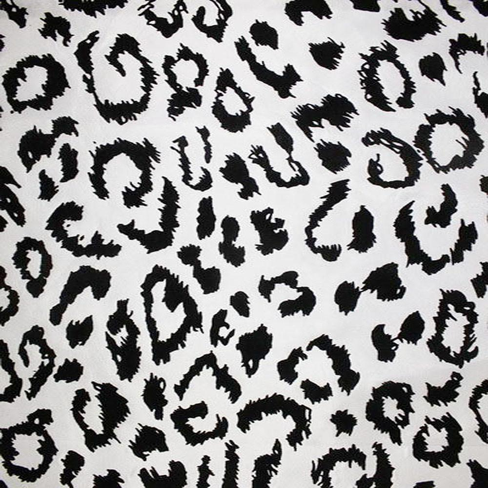 Astoria Collection - Black and White Taffeta Fabric by the Yard - Available Patterns: 42 - Pattern 18 - Top Fabric - 21