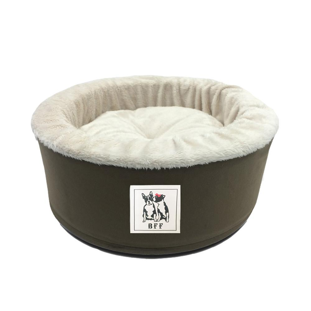 Circle Pet Bed -  - Top Fabric
