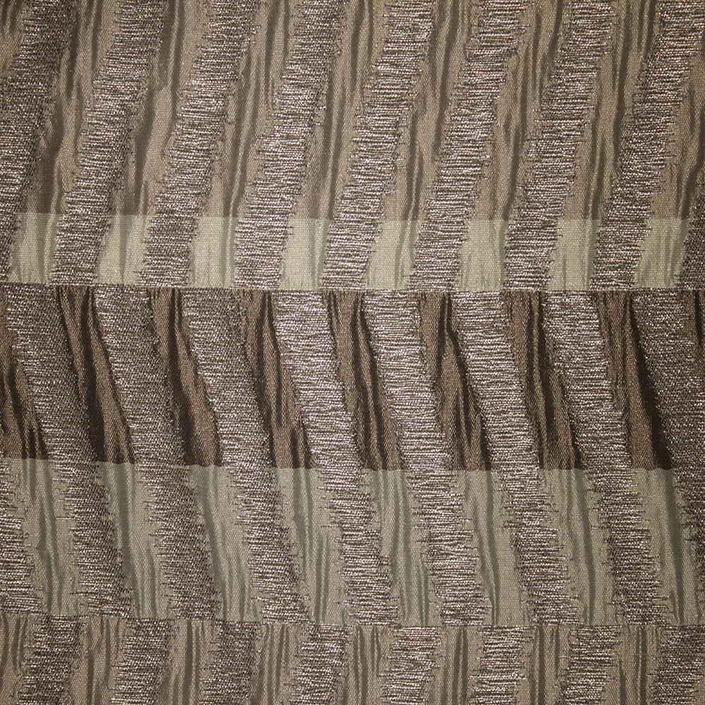 Clayton - Jacquard Fabric Designer Pattern Drapery Fabric by the Yard - Available in 9 Colors - Thunder - Top Fabric - 7