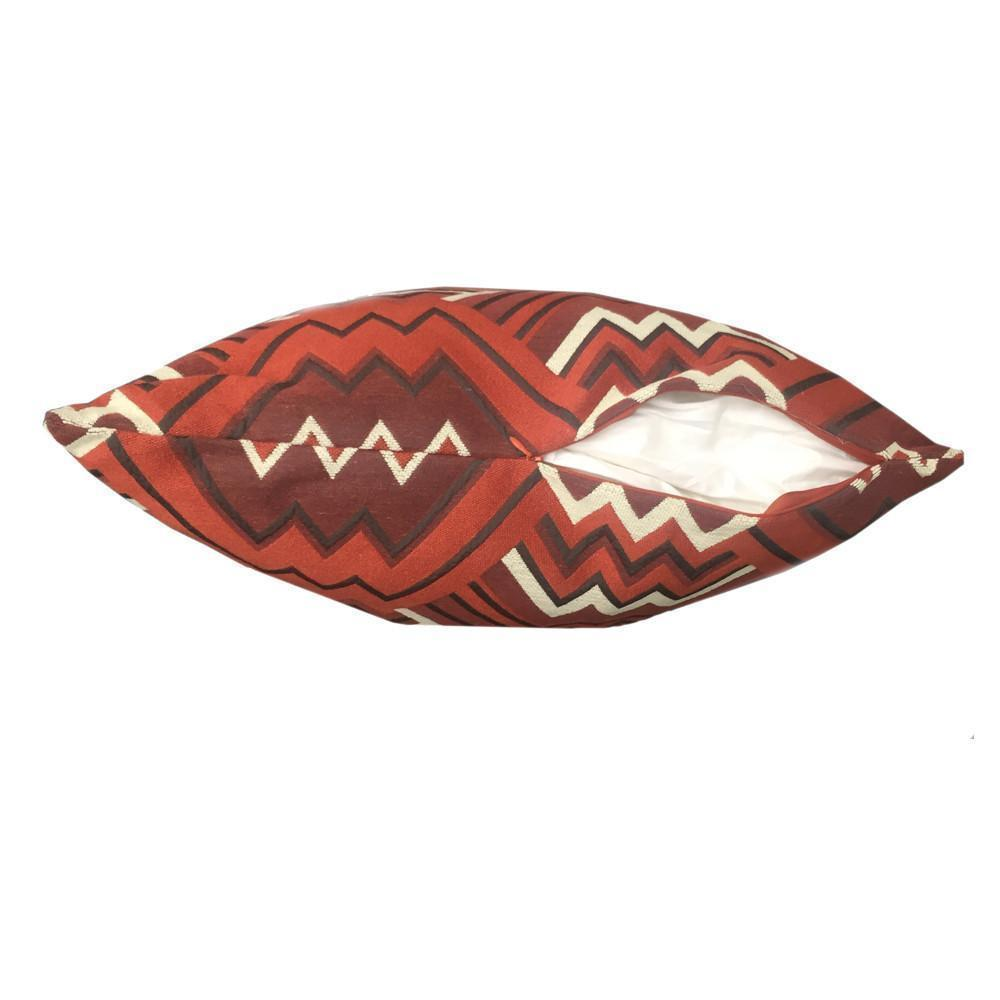 Maze Feather Down Pillow - Colors: 7 -  - Top Fabric - 8