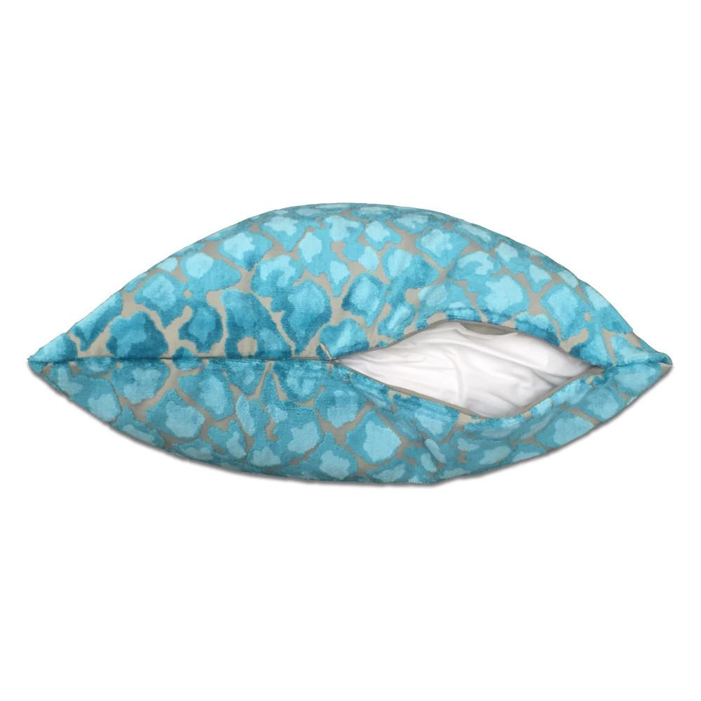Urban Cat Feather Down Pillow -  - Top Fabric - 2