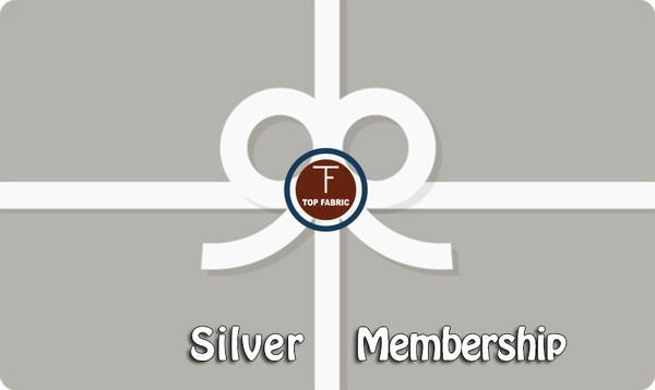Membership-Silver, Get discounts on your orders and the shipping costs for 1 year!