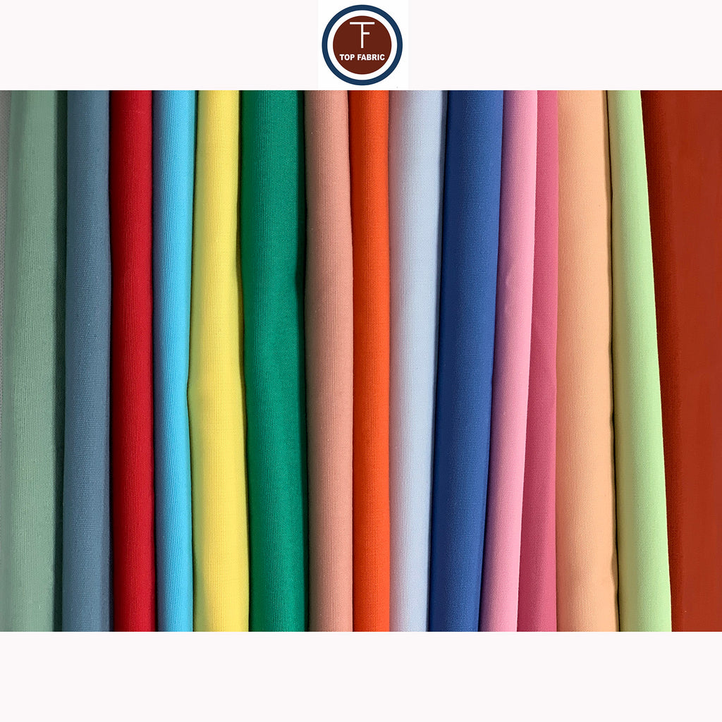 Symphony - Cotton Polyester Blended Clothing/Upholstery Fabric by the yard