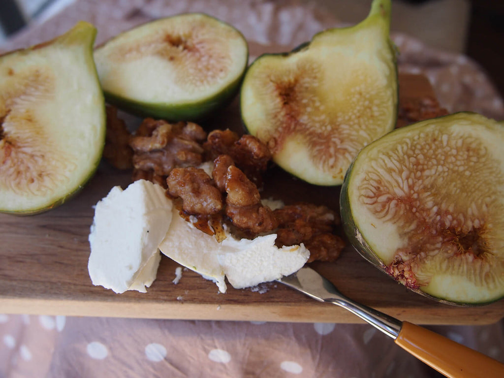 Simple Ways to Enjoy Fresh Figs