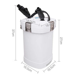1000L/H Aquarium External Foam Filter