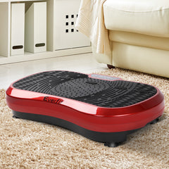 1000W 150 Speed Vibrating Platform - Burgundy