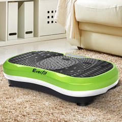 1000W 150 Speed Vibrating Platform - White & Green