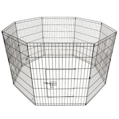 8 Panels Pet Dog Exercise Playpen