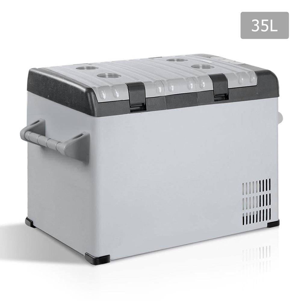 2 in 1 Portable Fridge & Freezer 35L