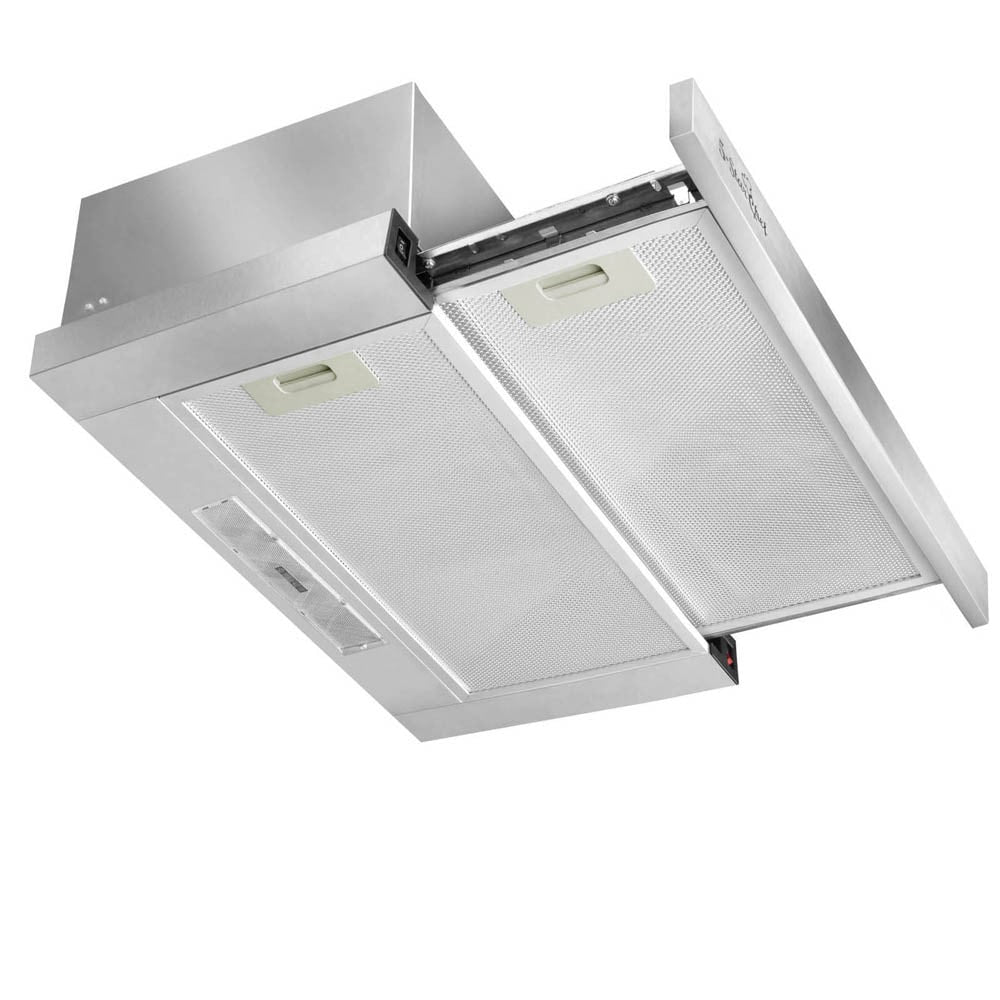 5 Star Chef Sliding 90cm Range Hood