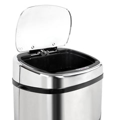 Stainless Steel Motion Sensor Rubbish Bin – 58L