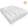 1000GSM Duck Feather Down Mattress Topper Double