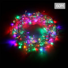 500 LED Christmas String Lights Multi Colour