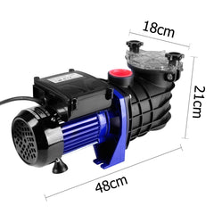 600w Swimming Pool Pump 11000 L per hour