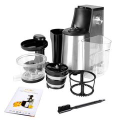5 Star Chef Cold Press Slow Juicer