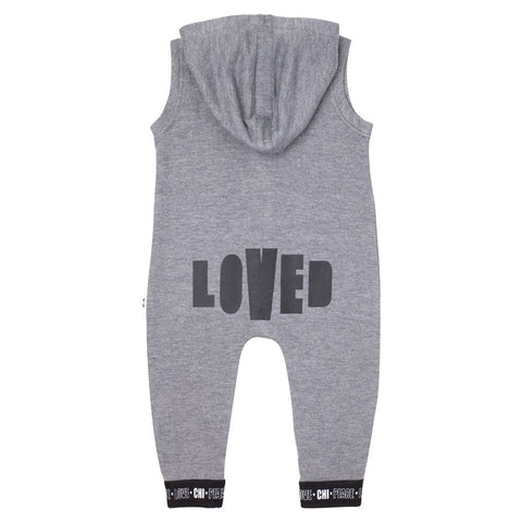 CHIKHI | Hooded Onesie- Loved