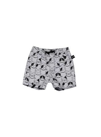 HUXBABY | Puppy Love Swim Shorts 0-3m