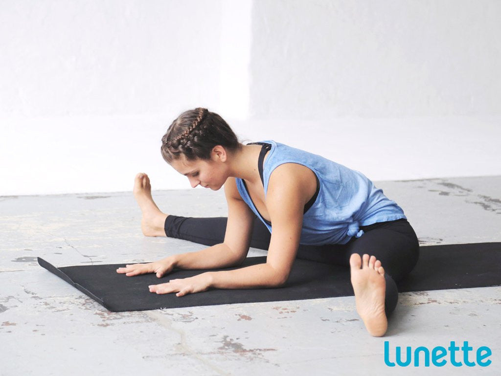 Yoga for Period Cramps – Lunette