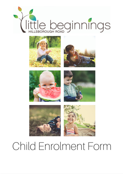 Child Enrollment Form