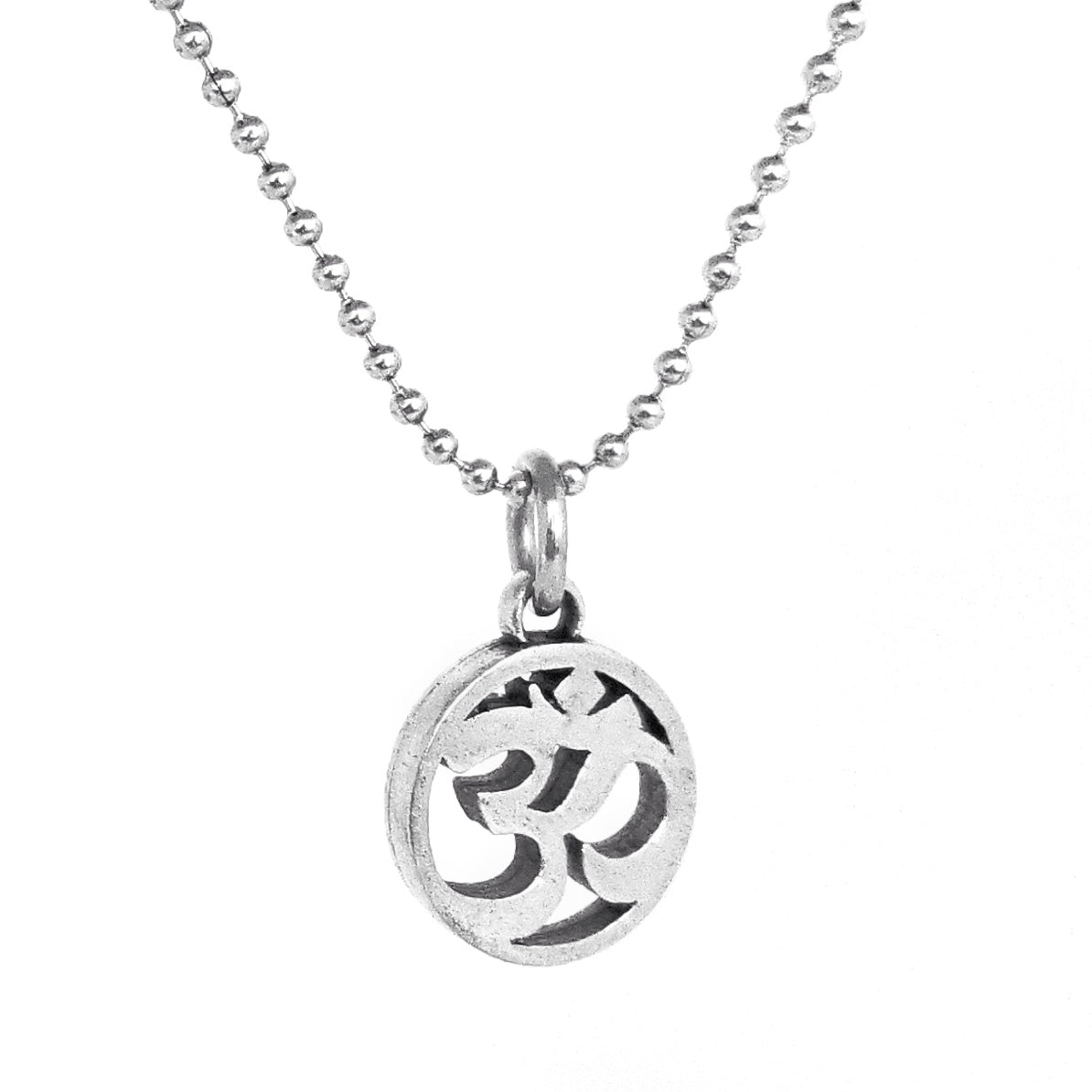 Om Yoga Necklace