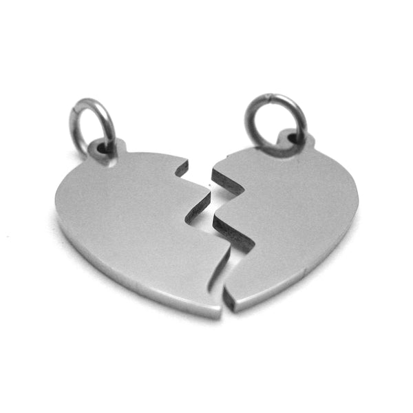 Swole Sisters Stainless Steel Charm Set