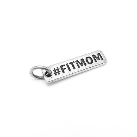 Fit Mom Charm