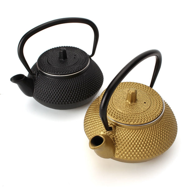 300ml Japanese Style Cast Iron Kettle Tea Pot