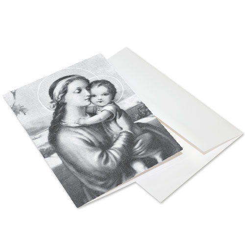 Mother of Beautiful Love Correspondence Cards