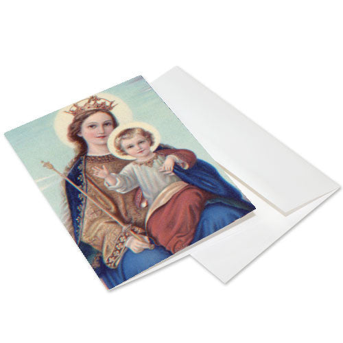 Mother Nealis Marion Correspondence Cards