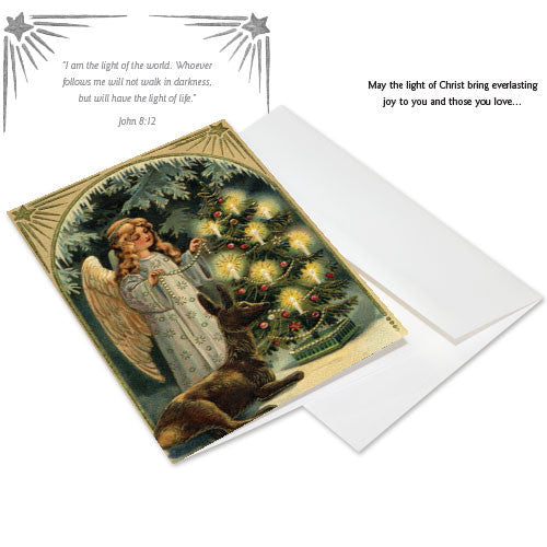 Christmas Angel Cards