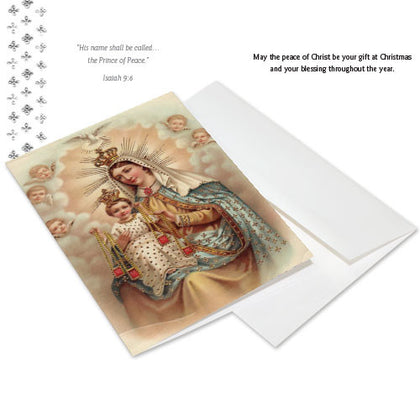 Our Lady of Mt. Carmel Christmas Cards