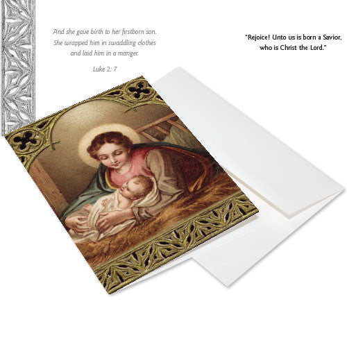 Renato Nativity Cards Box of 10