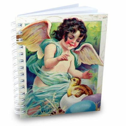 Easter Angel Mini Notebook
