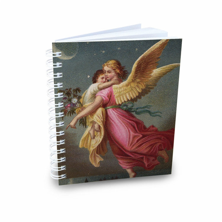 Flying Angel Mini Notebook