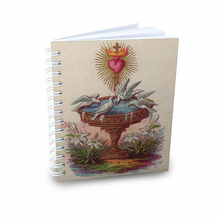The Source of Graces Mini Notebook