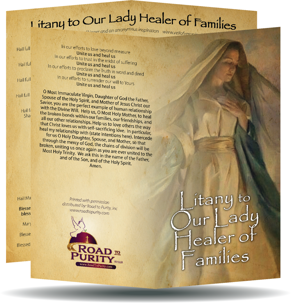 Litany to Our Lady Healer of Families