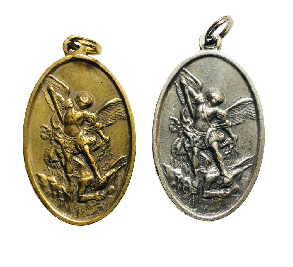 St. Michael the Archangel Medal - Large