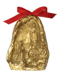 Our Lady of Lourdes Christmas Ornament