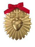 Sacred Heart of Jesus Christmas Ornament