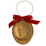 Mary Help of Christians Christmas Ornament