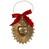 Sacred Heart of Jesus/NEW Christmas Ornament