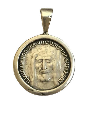 Holy Face of Jesus/Shroud Medal