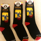 St. Michael the Archangel Socks NEW