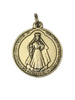 Our Lady of America (front), Christian Family/Blessed Trinity (back) Medal