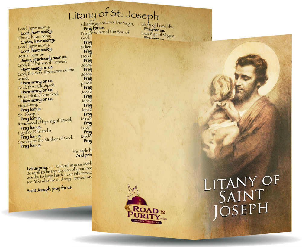 Litany of Saint Joseph