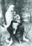 St. Anne and the Child Mary