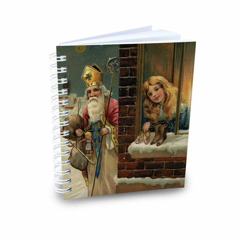 St. Nicholas Stocking Stuffer Notebook